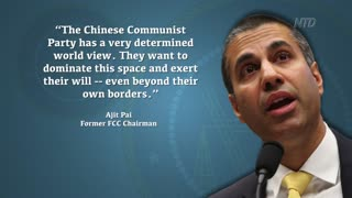 Former FCC Chair Warns of China Threat