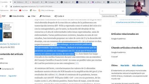 Conspiración Legal bicho19, Este Documento Debes Verlo