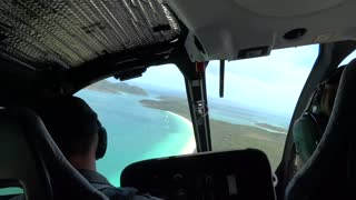 GREAT BARRIER REEF: AUSTRALIA, Part 5 (helicopter trip)