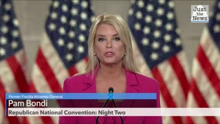 Republican National Convention, Pam Bondi Full Remarks