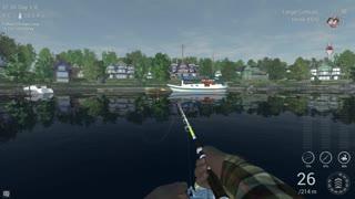 Fishing Planet Michigan Lake Sturgeon