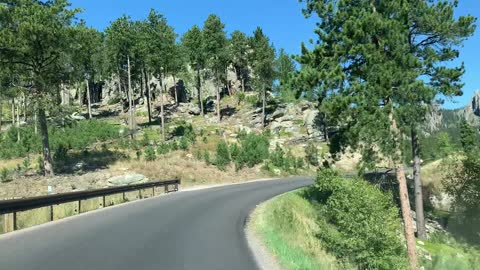 This is America! Needles Highway, Custer State Park, South Dakota #1