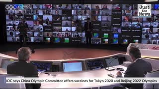 China offers vaccine for Olympic events