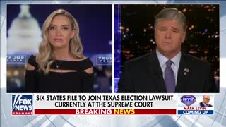 McEnany: Six more states file to join Texas election lawsuit