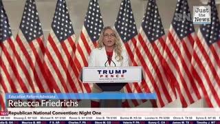 Republican National Convention, Rebecca Friedrichs Full Remarks