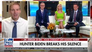 Rep. Jim Jordan on Hunter Biden interview