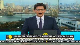 Antony blinken seeks China cooperation