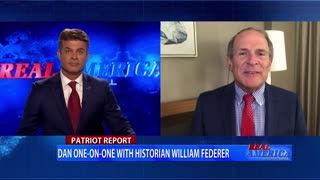 Real America - Dan W/ William Federer (July 2, 2021)