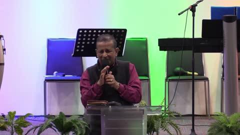 3rd Oct 2021 Sermon Only