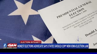 Honest elections advocate says states should copy new Iowa election law