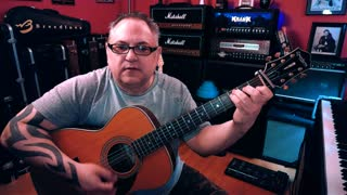 Acoustic Guitar Lesson - Just Remember I Love You by Firefall