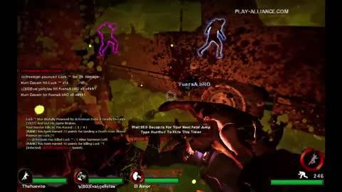 Left 4 Dead 2 13v13 Frag Movie (Instant Deaths #8)