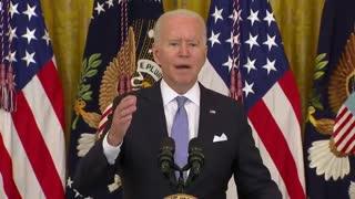 """Joe Biden calls Fox News """"Fax"""" News"""