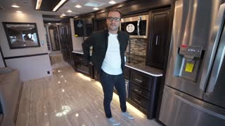 This Motorhome COSTS MORE Than Your House!