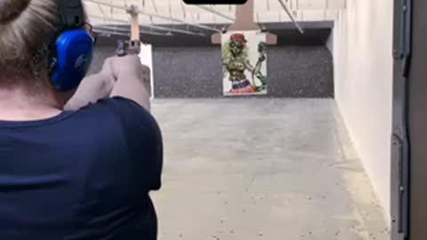 Shooting Range, date night