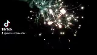 fireworks sarajevo