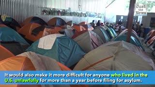 Trump admin proposes major asylum changes