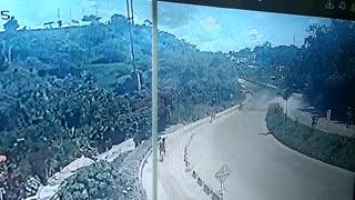 accidente camión cisternaen la vía Lebrija-Girón