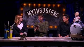 MythBusters: Ballistics Barrel