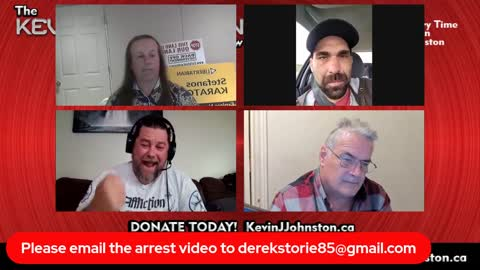 On Tonight's Show, we discuss what's happening with Kevin J. Johnston and Why he is Still In Jail!