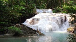 Tranquil Waterfalls