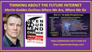 Martin Geddes on Future of the Internet - Web 3.0 & Human Web