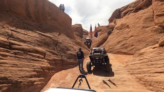The Chute @ Sand Hollow