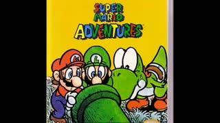 Super Mario Brothers techno