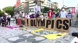 Japan hopes for a boost with Olympic gold medals