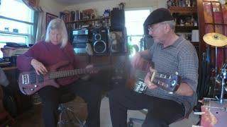 Bass Guitar Lesson 1