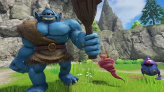 Dragon Quest XI S Definitive Edition - Story Trailer