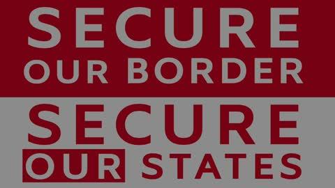 Governor Ron DeSantis at the Border in Del Rio, Texas