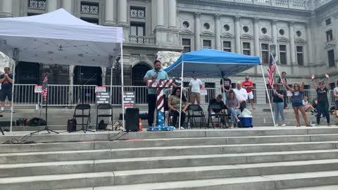Worldwide Rally For Freedom 3.5 Harrisburg, Pennsylvania