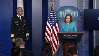 Jen Psaki holds White House press briefing | 7/15/2021