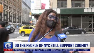 Do the People of NYC Still Support Cuomo?