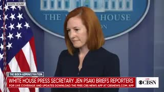 Reporter CALLS OUT Psaki For Lack Of Transparency Of Covid Cases In WH