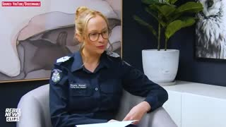 Acting Senior Sergeant Krystle Mitchell quits Victoria Police