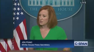 Peter Doocy and Jen Psaki BATTLE Over White House Communication with Facebook