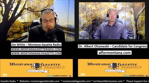 Dr. Al Olszewski - Candidate for US Congress - Full Interview