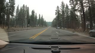 South Lake Tahoe ( Caldor fire )