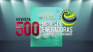 Universidad Industrial de Santander I 500 empresas