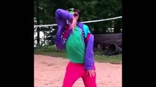 Fantastic dance moves
