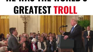 6 Times Donald J Trump Proved He was The world's Greatest Troll