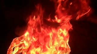Keep fire burning