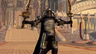 Dissidia Final Fantasy NT - Official Gabranth Reveal Trailer