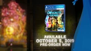 Concrete Genie - Release Date Reveal Trailer