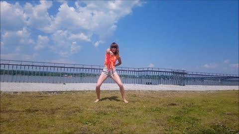 Ride it dance