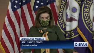 House Speaker Nancy Pelosi On 9/11-Style Commission
