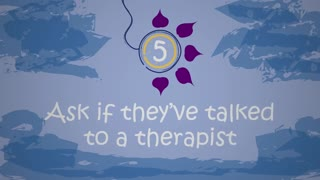 7 Things to Say to Someone With Depression