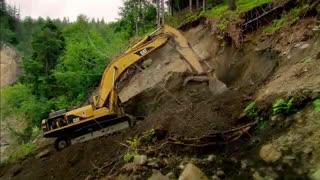 Gold Rush: Parker's Family Mining